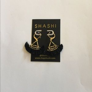Nordstrom SHASHI lilu tassel earring